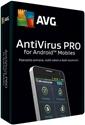 Obrázek AVG Antivirus PRO pro mobily SMB, obnovení licence, počet licencí 10, platnost 2 roky