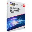 Obrázek Bitdefender Antivirus Plus 2020, licence pro nového uživatele, platnost 2 roky, počet licencí 1