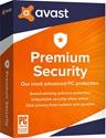 Obrázek Avast Premium Security 2021, obnovení licence, platnost 3 roky, počet licencí 1