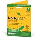 Obrázek Norton 360 Standard; licence pro nového uživatele; počet zařízení 1; platnost 1 rok